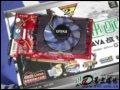 双敏 速配2 GT240 AVA战神版 显卡