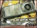 索泰 GTX480极速版 显卡