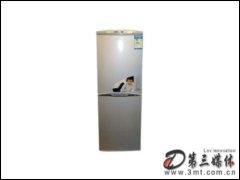 伊�R克斯BCD-216F白冰箱