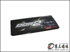 金邦超�l板Ultra Low Latency 1GB DDR2 800(�_式�C)�却�