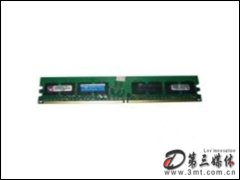 三星512MB(PC2-3200/DDR2 400/E)/服�掌�却�