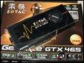 索泰 GTX465极速版 显卡