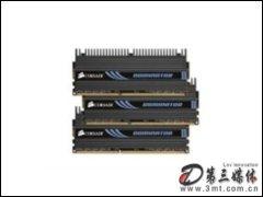 海盗船3GB DDR3 1866(TR3X3G1866C9DF)三通道套装/台式机内存