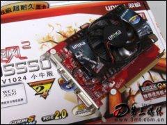 �p敏火旋�L2 HD5550 DDR5 V1024小牛版�@卡