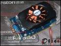 盈通 R5550-HM1024GD5极速版 显卡