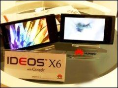 �A��IDEOS X6手�C