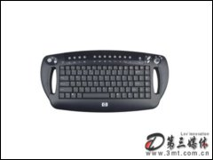惠普Entertainment Keyboard (Black)娱乐王键盘