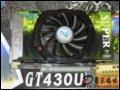 [大图1]铭鑫视界风GT430U-1GBD3超值版显卡