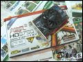 双敏 火旋风2 HD5750 DDR5 V1024小牛版V 显卡