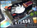 铭鑫 视界风GTS450-1GBD5TC极速版 显卡
