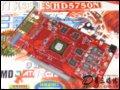 [大图2]铭鑫图能剑 HD5750N-1GBD5 镭神版显卡