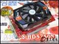 铭鑫 图能剑HD5750N-1GBD5HM 镭神版 显卡