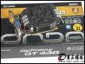 昂达 GT430 1024MB GD5 显卡