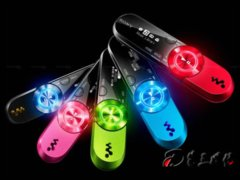 索尼NWZ-B162F MP3