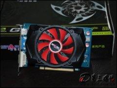 斯巴�_克GTX440 DDR5 TC1G�@卡