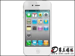 �O果iPhone4代 16G ��行(白色版)手�C