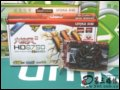 双敏 火旋风2 HD6750 DDR5 V1024小牛版EXTREME 显卡