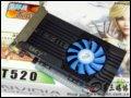 [大图7]铭鑫视界风GT520-1GBD3 赤焰版显卡