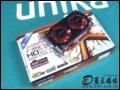 双敏 火旋风2 HD6770 DDR5 V1024 白金版 显卡