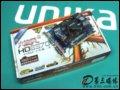 双敏 火旋风2 HD6570 V1024 小牛版-S 显卡