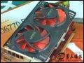 双敏 无双3 HD6770 DDR5白金版 显卡