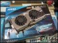 微星 N560GTX-Ti Hawk 显卡