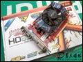 双敏 火旋风2 HD6570(2GB)大牛版 Hyper 显卡