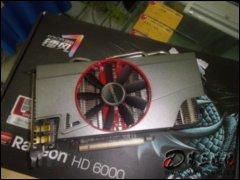 �D�LHD6850 Pro X6 1024M�@卡