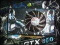 太阳花 铁甲GTX650/1G/DDR5龙骑士 显卡